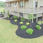 Edging and Mulch Placement