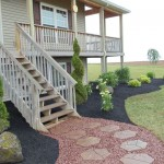 Oak Shade Landscaping Mulch