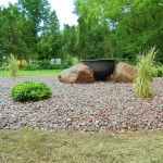 Oak Shade Landscaping Stone Design